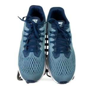 Nike Zoom Winflo 4 Noise Aqua/Blue Running Shoes